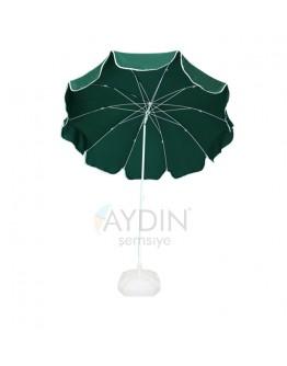 Ø 200/10 polyester kumaş plaj şemsiyesi
